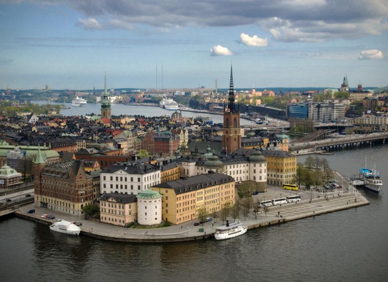 Konferens i Stockholm – Oktober 2016