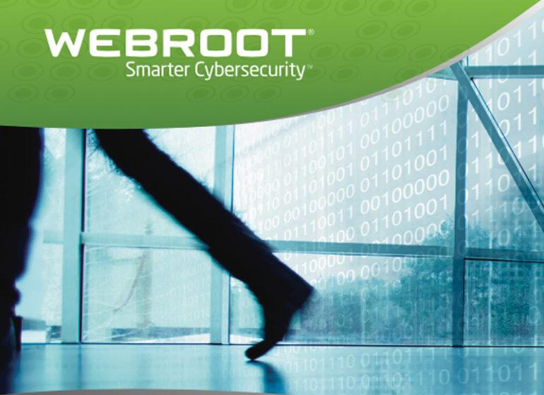 Skaffa Webroot Antivirus